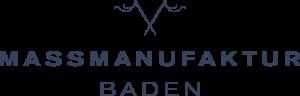 Logo der MASSMANUFAKTUR BADEN